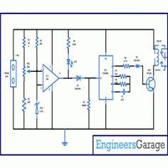 Circuit Diagram to Automatically Hibernate your PC