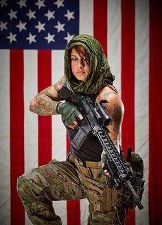 Kinessa Johnson. My new hero.