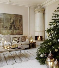 Decor - Christmas and Winter - creative-scandinavian-decoration-style-for-amazing-christmas-33