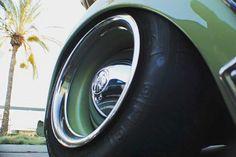 Jeremy Towers, from Corona, California. 1965 Beryl Green VW Convertible.