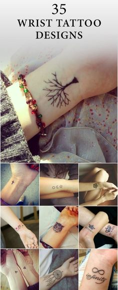 35 Inspiring Cool Wrist Tattoos For Men & Women To Get Now 35 Inspiring Cool Wr. - 35 Inspiring Cool Wrist Tattoos For Men & Women To Get Now 35 Inspiring Cool Wrist Tattoos For Men - Wrist Tattoos For Guys, Small Wrist Tattoos, Foot Tattoos, Girl Tattoos, Diy Tattoo, Tattoo Fonts, Tattoo Quotes, Flash Tattoos, Tattoos For Women Small Meaningful