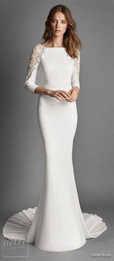 42 Stunning Long Sleeve Wedding Dresses are Always In Style  wedding  Matrimoni Italiani c6069b06ea6