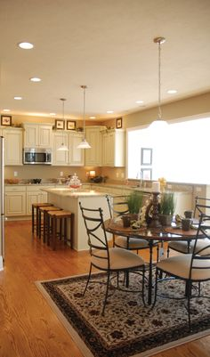 Kitchen With Attached Sunroom. SunroomsKitchen Ideas Part 65