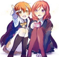 Rin & Maki