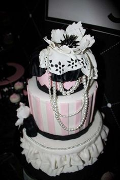 Chanel Birthday Party Ideas | Photo 3 of 24