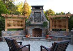 Outdoor Entertainment | Michelle D's Garden Design Portfolio | Landscapedia