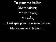 Ouiiiii x true French Words, French Quotes, Best Quotes, Funny Quotes, Life Quotes, Quote Citation, Life Words, Positive Attitude, Cool Words
