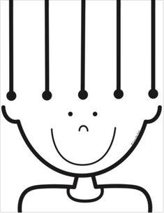 Cutting Activities, Motor Skills Activities, Preschool Learning Activities, Fine Motor Skills, Preschool Activities, Scissor Practice, Scissor Skills, Braided Hairstyles, Fine Motor