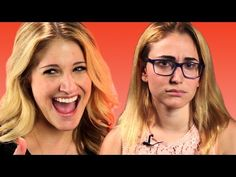 Sisters Tell Their Worst Fight Stories - YouTube