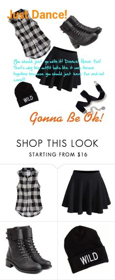 """""""Just Dance"""" by abbi-alister on Polyvore featuring American Eagle Outfitters, WithChic, Philosophy di Lorenzo Serafini and Sweet Romance"""