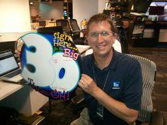 Dr. Rick Knabb celebrates #30yearsofTWC
