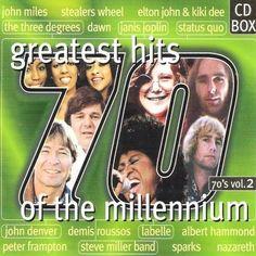 Bate-Boca & Musical: VA - Greatest Hits Of The Millennium (1999) 36CDs