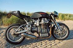 Cafe racer: Moto Guzzi Daytona