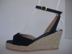 L♥VE MY SHOES!!!  HANDMADE ESPADRILLES by tuto on Etsy, $70.00