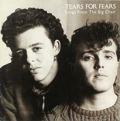Tears For Fears... 80's music is the best! :D