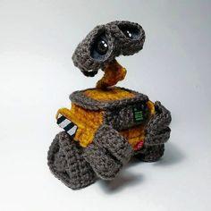 Wall-e Amigurumi