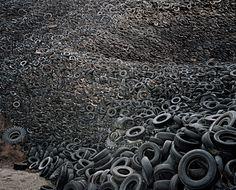 dead tires graveyard