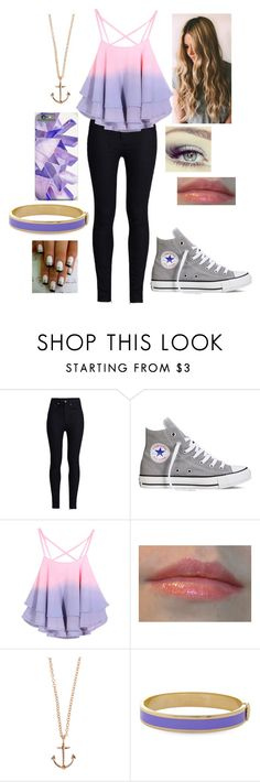 Liclac going to the Mall 2 by katrina-km on Polyvore featuring Rodarte, Converse, Halcyon Days, Minor Obsessions, Bellini, Revlon, women's clothing, women's fashion, women and female
