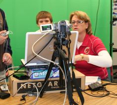 How to start your own school news show - detailed info on materials and equipment needed.