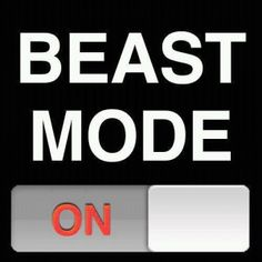 This is how I feel right before a CrossFit workout!