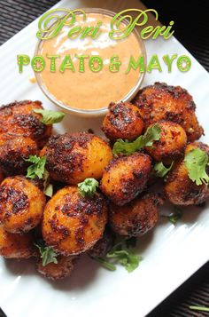 As i promised in my peri peri or piri piri sauce recipe, i am sharing you the recipe for my peri peri potatoes. This is so easy to make ...