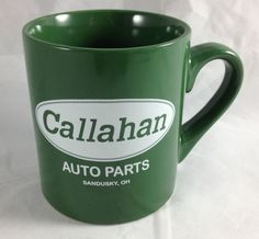 Callahan Auto Parts Tommy Boy Mug Sandusky Ohio Chris Farley Holy Schnikes SNL Sandusky Ohio, Chris Farley, Modern Mugs, Coffee Heart, Tommy Boy, Funny Movies, Book Gifts, Mug Shots, Family Christmas