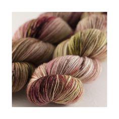 Wild Rose's - 16,90 €   BAERENWOLLE   100% Virgin Wool (Merino extrafine) 100g - 400m