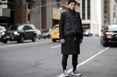 New York Men's Fashion Week FW17: Here's the Best Street Style