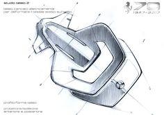 Monoposto/interno Ispirazione Ferrari