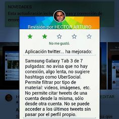 Twitter TV para Anfroid