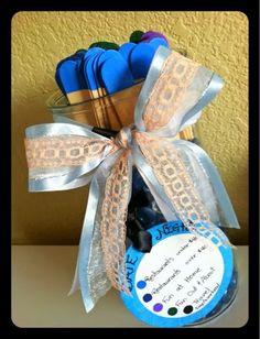 Date Night Jar | Caroline's Art Creations * * *(arts, crafts, DIY, events)* * *