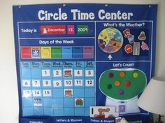 Calendar time for young children is up for debate.  The following article from NAEYC provides some interesting food for thought on this practice.