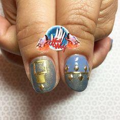 Thumb Nails! Nail Wolf, Nail Art, Nail Art Addict, Gel Nails, Gel Manicure, Gel Nail Art, Manicure, Nails, Nail Designs, Nail Art Club