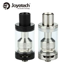 Original Joyetech ULTIMO atomizer with 4.0ml ULTIMO Tank 22mm diameter great vaping tank coil Top-filling e cigarette Atomizer #Affiliate