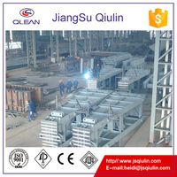 welding service heavy steel structure duct fabrication project