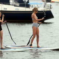 taylor swift bikini  | Taylor Swift Bikini While Paddleboarding » Taylor-Swift-Bikini ...