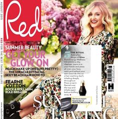 Red Magazine UK loves Uma Oils || Beauty Boosting Day Oil: This multipurpose, antioxidant rich face oil is the perfect daily use face oil for all skin types—combination skin, oily skin and even sensitive skin. Powerful essential oils + botanical extracts brighten and repair.