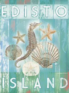 intracoastal-wanderings:    Edisto Island, by Patrick Reid O'Brien