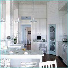 love the pantry door!