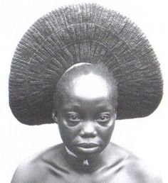 African hair style.....all i can say is wow!