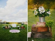 Wedding at The Carneros Inn in Napa Valley - Photography: Milou & Olin. Featured on Green Wedding Shoes #details