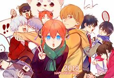 Gintama #group #peace