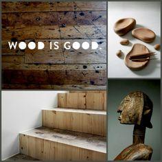 WABI SABI Scandinavia - Design, Art and DIY.: Wabi Sabi = Wood