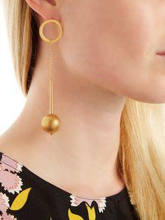 Sphere drop earrings | Marni | MATCHESFASHION.COM