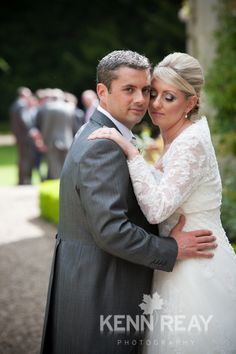 Clare & Denney's wedding at Eshott Hall