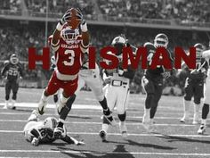 Joe Adams For Heisman!