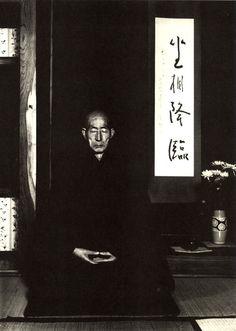 Zen monk in meditation, Japan Spiritual Warrior, Warrior Spirit, Relaxation Meditation, Mindfulness Meditation, Serenity Now, Buddhist Monk, Yoga Journal, Old Master, Martial Arts
