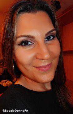Rose Brown Makeup