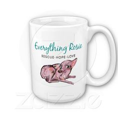 Everything Rosie Coffee Mugs