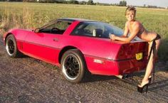 red corvette c4 | Die Termine, Woche 9 » W04_Corvette-C4-red-12-06 Corvette C4, Classic Corvette, Corvette For Sale, Car Girls, Toys For Girls, Chevrolet Corvette, Fast Cars